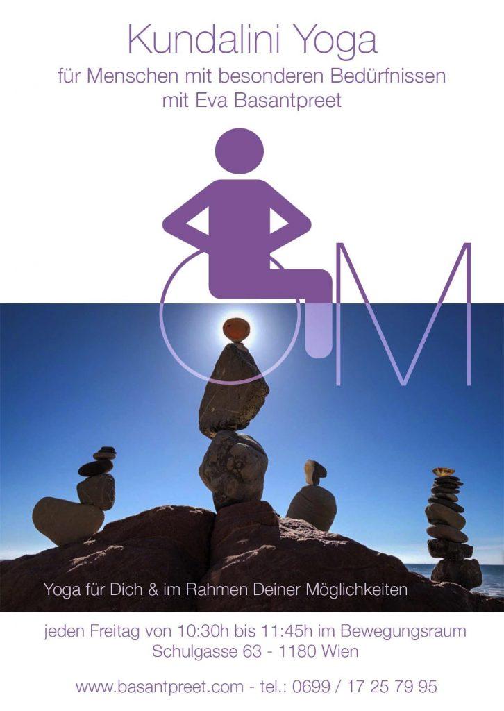 Kundalini Yoga für Menschen mit besonderen Bedürfnissen
