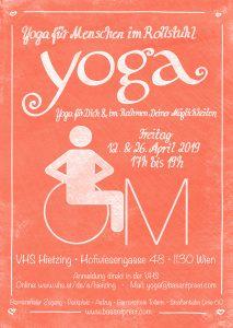 Yoga für Menschen im Rollstuhl