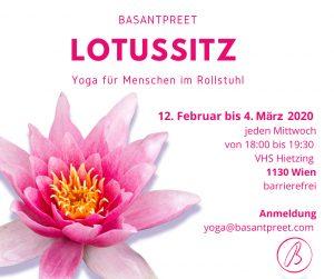 Erblühen der Yogapraxis in der neuen Workshop-Reihe